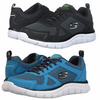 skechers hommes track bucolo trainers