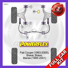 Fiat Coupe (1993-2000)  Powerflex Complete Bush Kit