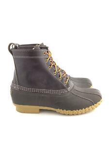 """LL Bean Mens Bean Boot 8"""""""