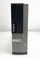 DELL Optiplex 7010 SFF PC Core i3-3240 3.30GHz 4GB RAM 250GB HDD Win 10 Pro