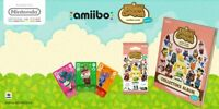 Amiibo cards Series 4 301 - 400 Animal Crossing Nintendo 3DS Wii U Switch