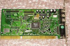ISA Soundkarte + Wavetable - Analog Devices AD1816JS - Sound-Boostar Soundport