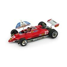 Voitures Formule 1 miniatures Brumm