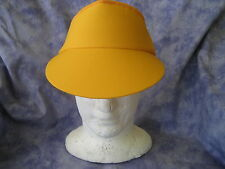 Sun Visor / Sports Peak Gold/Yellow - NEW!