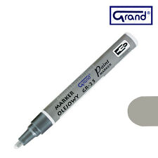 Permanent Silver Paint Marker Oil Based Waterproof Pen Wood Glass Plastic Tyre