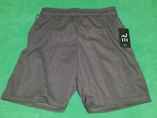 Re Gym Shorts Size Large Dark Gray Men New