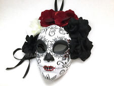 Día de Muertos Day of the Dead Masquerade Mask Wear or Deco costume Celebration