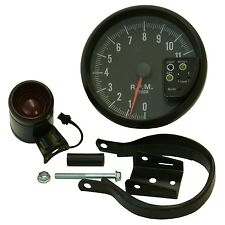 "5"" (120mm) Diameter with 7 Colour Stepper Tachometer & Shift  Light HEAD060"
