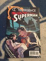 Convergence SUPERMAN #2 KEY ISSUE 1st appearance Jonathan Kent BIRTH [DC, 2015]