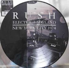 Rush: Electric Ladyland, New York City 1974 (Vinyl picture disc)