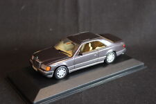 Minichamps Mercedes-Benz 300 CE-24 Coupé 1:43 Bornite / Cream (JS)