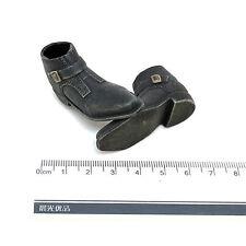 X35-06 1/6 Scale Black Shoes ZCWO Mens Hommes Vol.007 Boxing Legend 2.0
