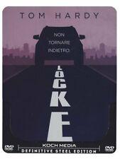 Dvd Locke - (Steelbook) .....NUOVO