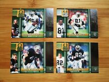 1999 Pacific Omega Oakland Raiders TEAM SET - Tim Brown
