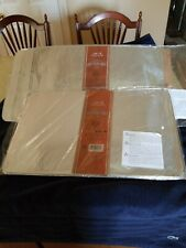 New Traeger BAC408, 20 Series Drip Tray Liner, 5 Pack, and 4 in open package.