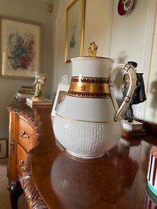 Minton Porcelain Jug designed by Christopher Dresser
