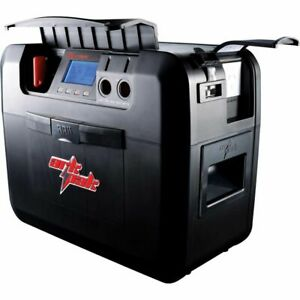 ArkPak 730 Power Pack BATTERY BOX CAMPING 4X4 4WD 240V AND 12V PORTABLE