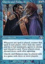 Checks and Balances X4 (Unglued) MTG (NM) *CCGHouse* Magic