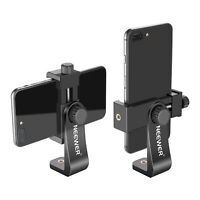 Neewer Smartphone Holder Vertical Bracket with 1/4-inch Tripod Mount For iPhone