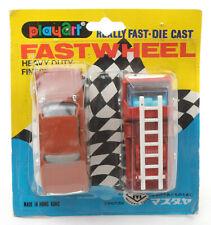 Japanese Issue Playart Fastwheel U.N.C.L.E Car & Fire Engine Twin Pack *MOC*
