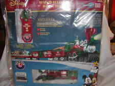 Lionel 6-83964 Mickey's Holiday to Remember Train Set O 027 LC MIB New Bluetooth