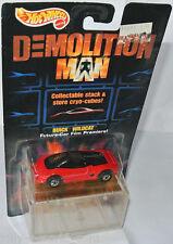 Demolition Man - BUICK WILDCAT - 1:64 Hot Wheels 1993