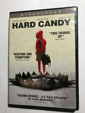 HARD CANDY PATRICK WILSON ELLEN PAGE WIDESCREEN DVD