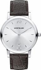 MODEL 108770  | BRAND NEW AUTHENTIC MONTBLANC STAR CLASSIQUE DATE MEN'S WATCH