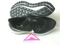 Nike Mens Air Zoom Pegasus 36 Trail Running Shoes Oil Grey Black Size 9.5 NEW