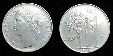 1959   Repubblica Italiana   100   lire    BB