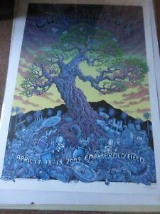 Emek - Coachella 2009 Poster