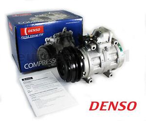 Mercedes-Benz 420SEL DENSO A/C Compressor and Clutch 471-0233 000230251188