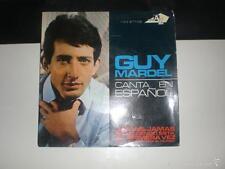 EP GUY MARDEL CANTA EN ESPAÑOL - HISPAVOX 1965 VG+