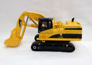 C-COOL1/64 Alloy 80021 Front Shovel With Metal Tracks Car Model Collection
