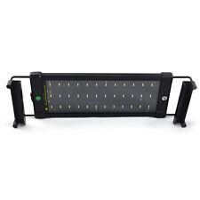 Aquarium Tank Fish SMD LED Light Lamp 6W 28 CM White + Blue 2 mode Extendable EU