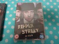 Ripper Street: Series 2 DVD (2014) Greg Brenman cert 15 3 disc,free p+p