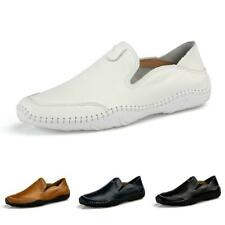 Men's Slip on Flats Soft Breathable Casual Driving Moccasin Pumps Loafers Shoes