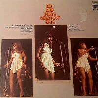 Ike & Tina's Greatest Hits: Sunset Records 1970 Vinyl Compilation (Funk / Soul)