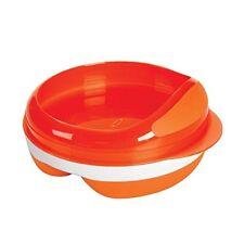 OXO Tot Divided Feeding Dish, Orange