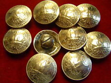 Conchos:  10 real coin  U.S. Washington Quarter (Eagle Side)