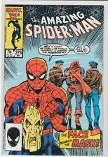 Amazing Spiderman #276 Hobgoblin Flash Thompson 9.4
