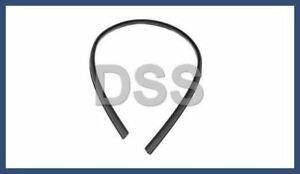Genuine MERCEDES-BENZ GLK350 Windshield Upper Weather Strip Seal OEM 2046710420