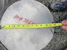 125 Thick 1 14 Aluminum 6061 Plate Drop Material 11 12 Round With Certs