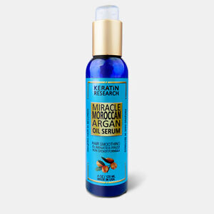 Moroccan Argan Oil for Smooth Healthy Hair and Keratin Treatment Care Large Size