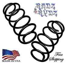 "2007-2014 Tahoe Yukon Escalade Avalanche Suburban 3"" Drop R Lowering Springs Kit"