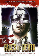 FACES OF DEATH: 35TH ANNIVERSARY EDITION | REGION FREE | DVD
