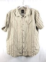 Prana Breathe Button Down Mens Shirt Size XL