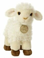 "Aurora World Miyoni Tots Baby Lamb Plush Toy 7"" High"