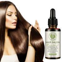 30ml Moisturizing Hair Care Essential Oil 100% Natural Hair 2020 Salon F2M1