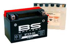 BATTERIA BS YTX9-BS SUZUKI GSXR GSX-R 600 K1 K2 K3 2001 2002 2003
